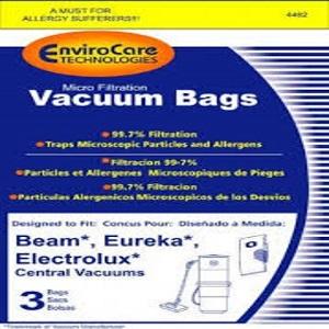 Central Vacuum bags