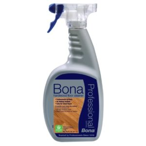 Bona Hardwood cleaner Spray a