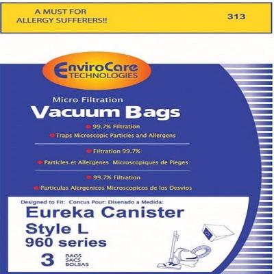 Buy Eureka Vacuum Bags Style L