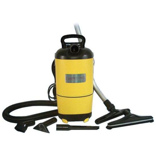 Carpet Pro Back Pack Vacuum