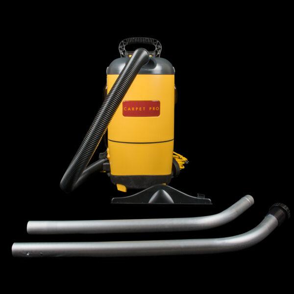carpet pro backpack vacuum