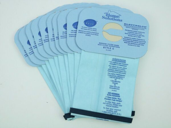 electrolux sytle c vacuum bags