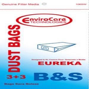 Eureka vacuum bags Style B&S