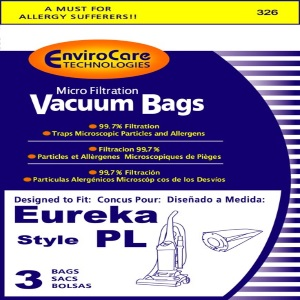 Eureka Style PL vacuum bags