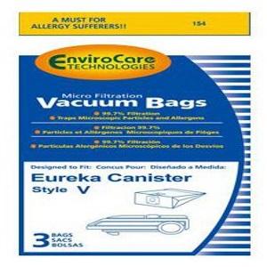 Eureka Vacuum Bags Style V