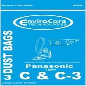 Buy Panasonic C & C3 vacuum bags