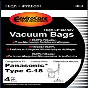 Buy Panasonic C18 Vacuum Bags