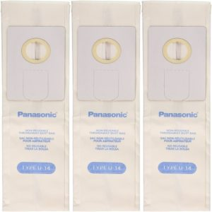 Buy Panasonic Type U 14 Vacuum Bags