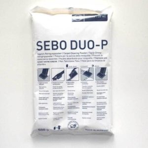 SEBO Dry carpet cleaner