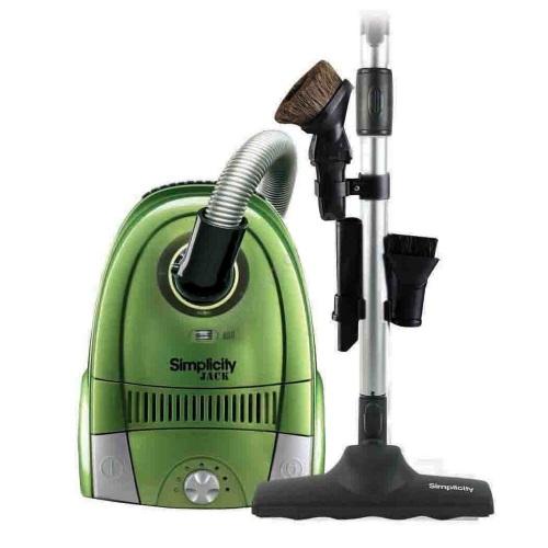 Buy Simplicity Jack Cansiter Vacuum 1