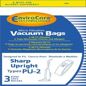 Buy Sharp PU-2 Vacuum Bags