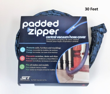 Hose cover zippered 30