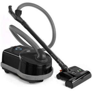 SEBO D4 Premium Canister Black