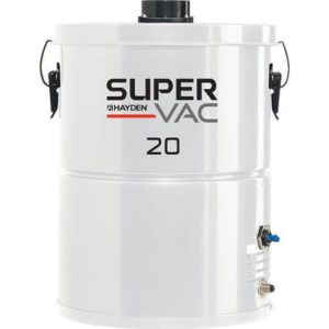 Hayden Supervac 20 central vacuum