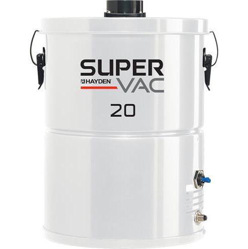 Hayden Supervac 20 central vacuum